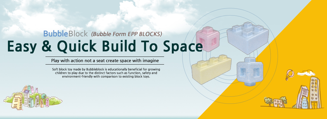 Easy & Quick Build To Space